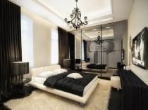 Contemporary Black Bedroom Furniture