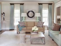Transitional-Living-Room-Design-Window-Treatments