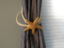tieback-curtain-clip-with-sea-star-shape-glossy-window-curtain