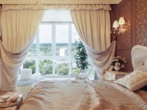 curtain-styles-for-living-room-really-regal-interiors-design-traditionalneutralcurtainswags-49604