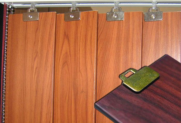 Как сделать самодельные деревянные или пластиковые ламели для вертикальных жалюзи