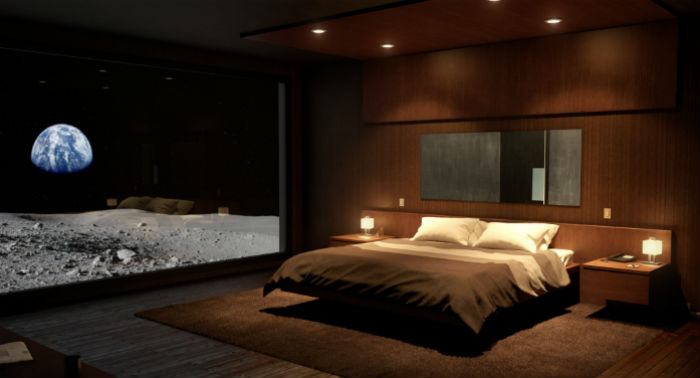 Чтобы усилить эстетический эффект от фотожалюзи, можно сделать диодную или точечную софитовую подсветку