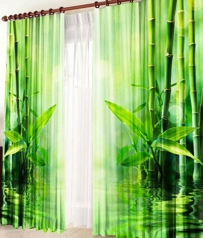 Сочные изображения с природой добавят красок и помогут создать нужную атмосферу в помещении