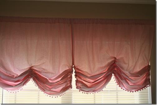 Готовое изделие на окне