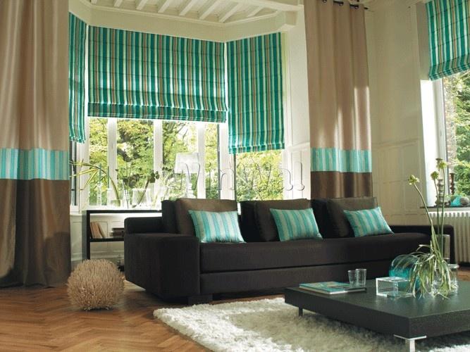 Рулонные шторы имеют ряд преимуществ