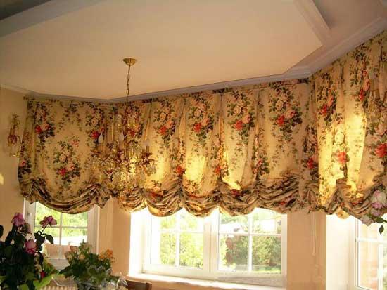 Французские шторы – роскошный и нестареющий стилистический выбор даже в 2018 году