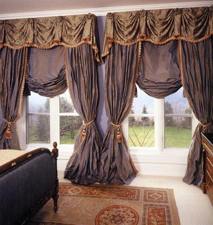 Правильно подобранные шторы могут стать настоящей изюминкой в Вашем доме
