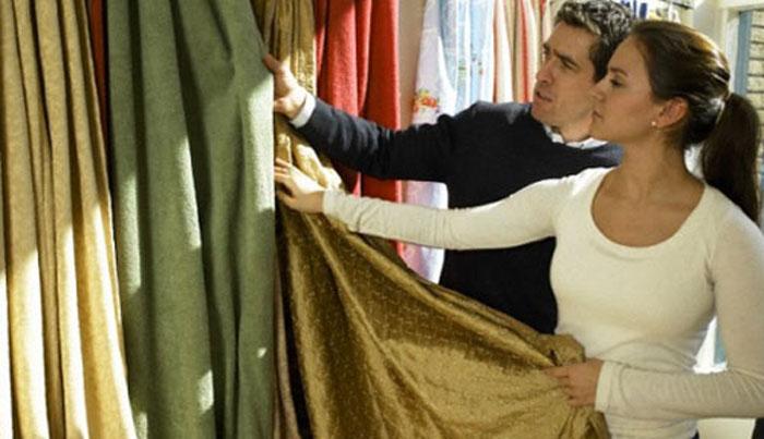 Выбор ткани для штор – достаточно интересный, но в то же время ответственный процесс. Ведь из всего сканворда материалов и разнообразия расцветок нужно выбрать один вариант, который лучше всего Вам подходит!