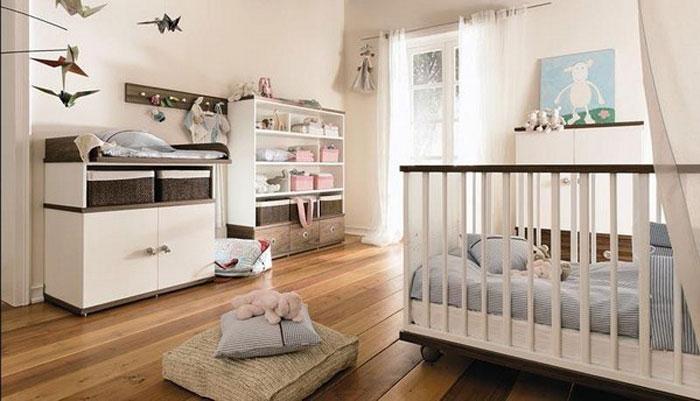 Маленький мир в комнате поможет мальчику или девочке чувствовать себя тепло и комфортно днем и ночью