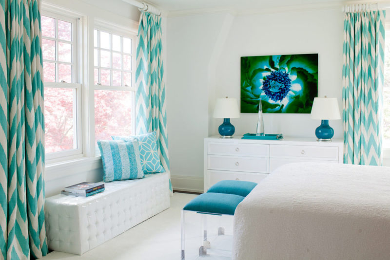Гармоничное сочетание цветов создаст комфортную атмосферу в любой комнате.